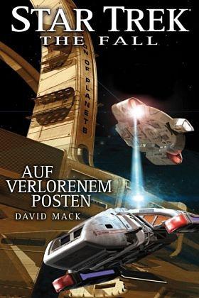 Broschiertes Buch »Auf verlorenem Posten / Star Trek - The Fall Bd.3«