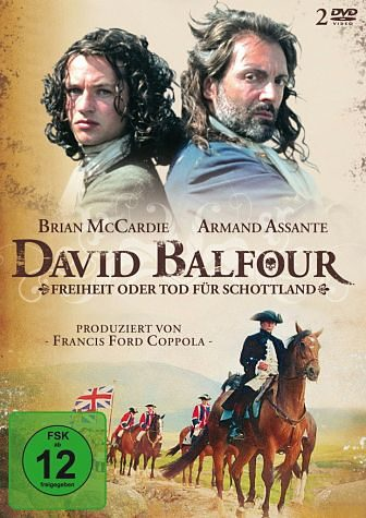 DVD »David Balfour - Freiheit oder Tod für...«