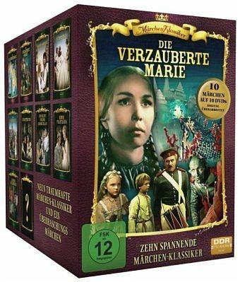 DVD »Märchen Klassiker Mega Box«