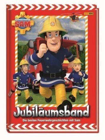 Gebundenes Buch »Feuerwehrmann Sam: Die besten...«