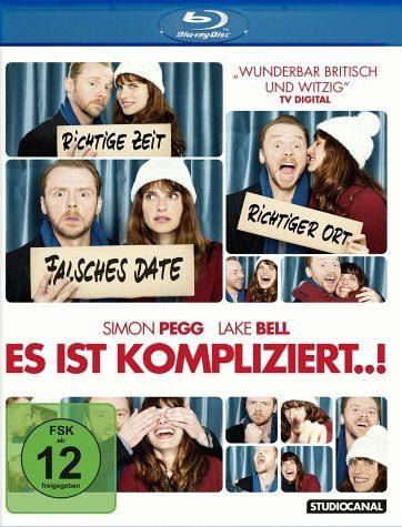 Blu-ray »Es ist kompliziert..!«