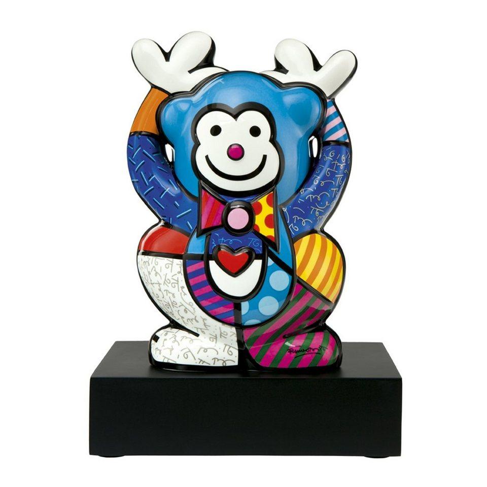 Goebel Blue Monkey - Figur »Artis Orbis« in Bunt