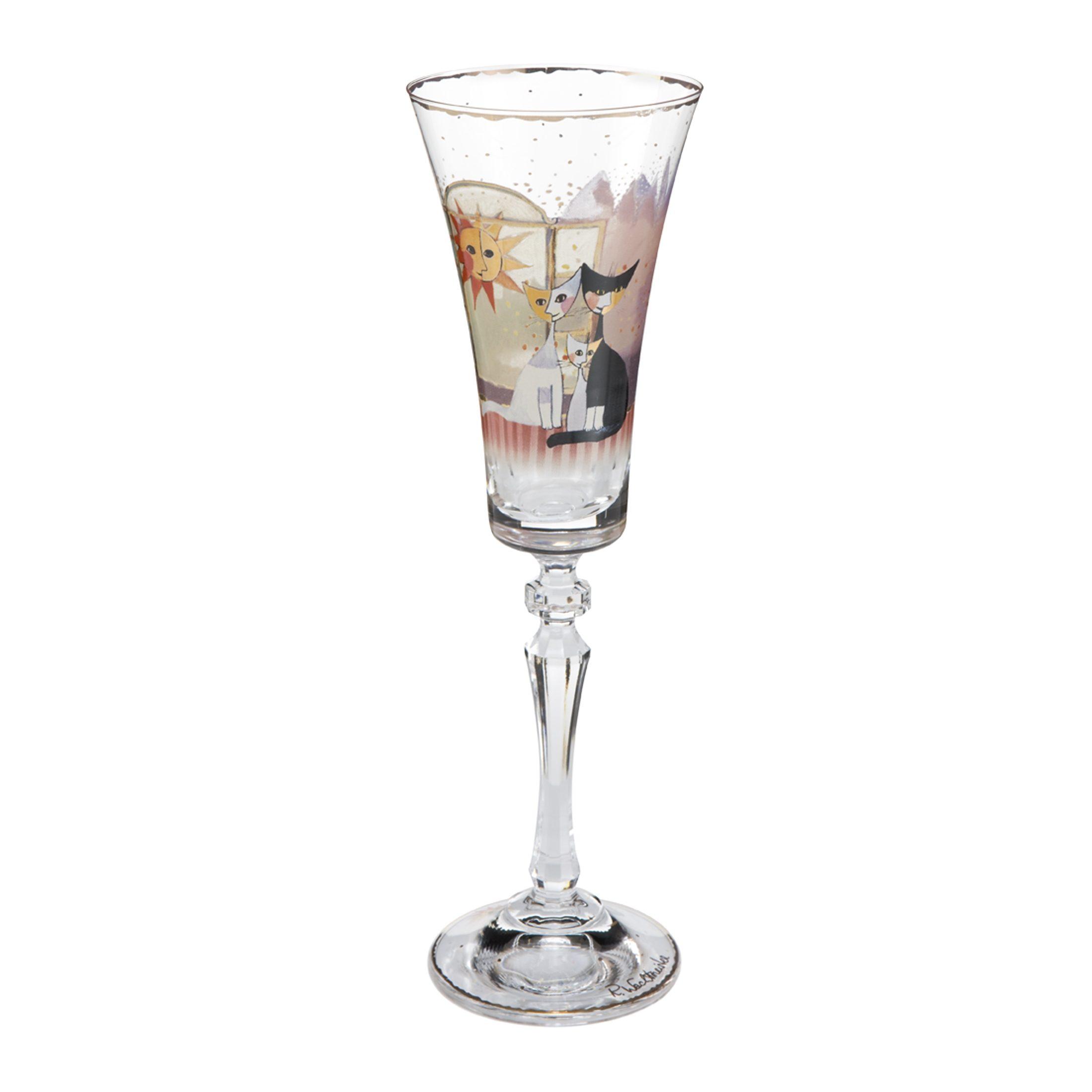 Goebel Buongiorno - Sektglas »Rosina Wachtmeister«