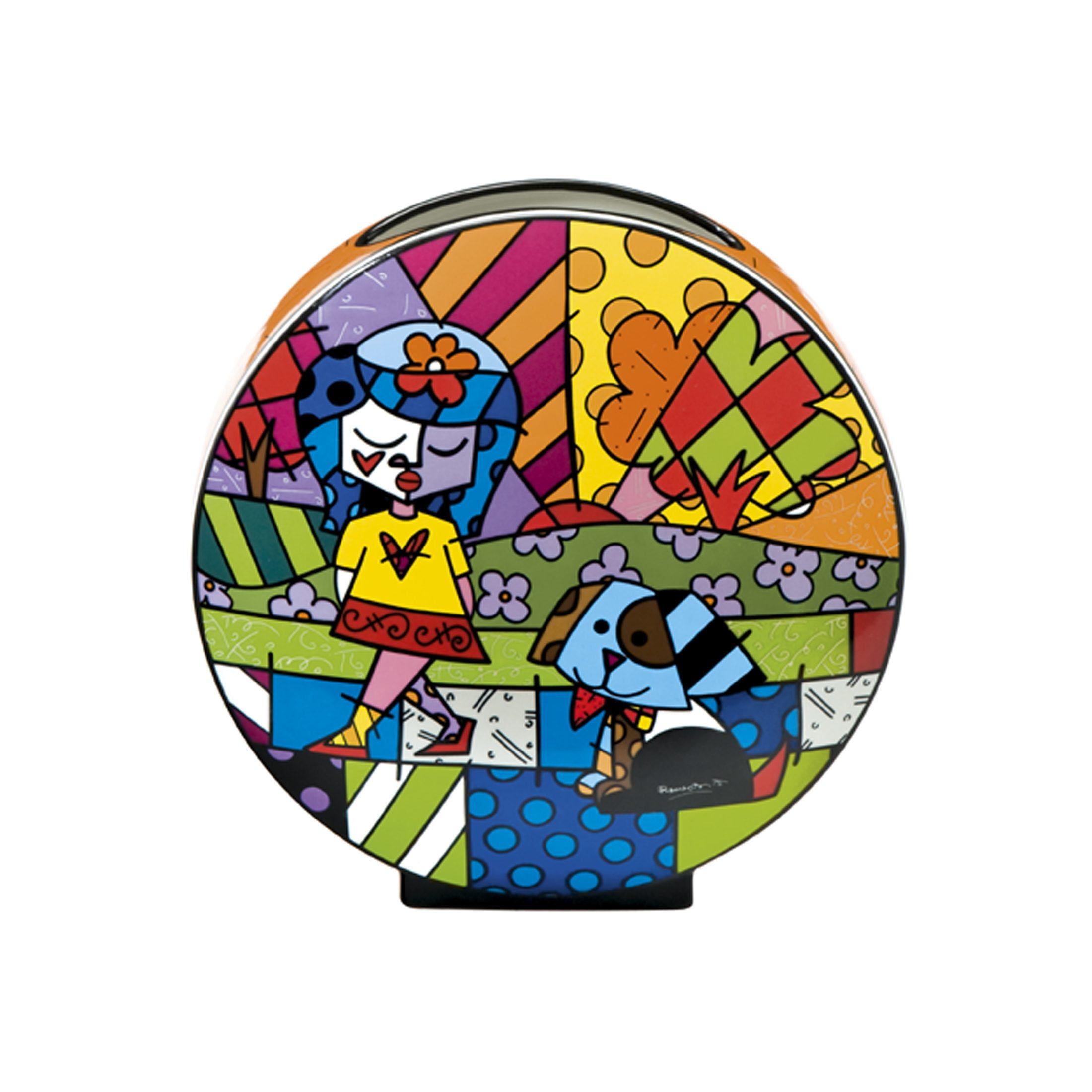 Goebel Best Friend - Vase »Artis Orbis«