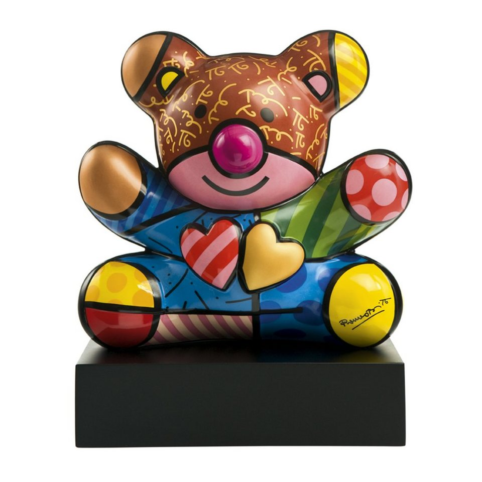 Goebel Truly Yours - Figur »Artis Orbis« in Bunt