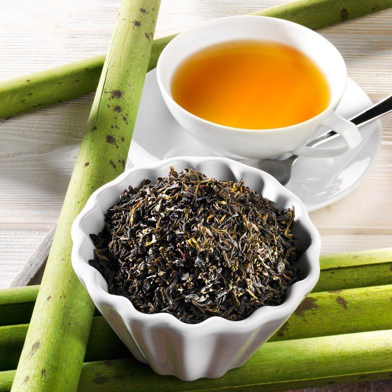 Schrader Grüner Tee Darjeeling Dooteriah FTGFOP1