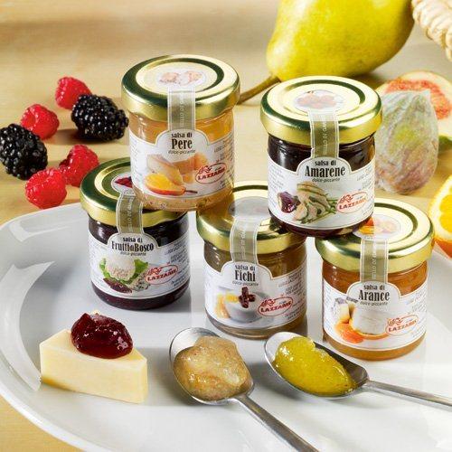 Schrader Frucht-Senf-Saucen Probierset