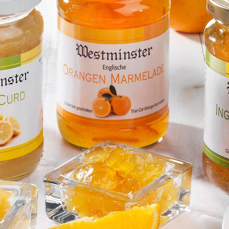 Schrader Westminster Orangen-Marmelade