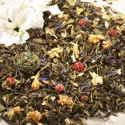 Schrader Aromatisierter grüner Tee Ewiges Leben