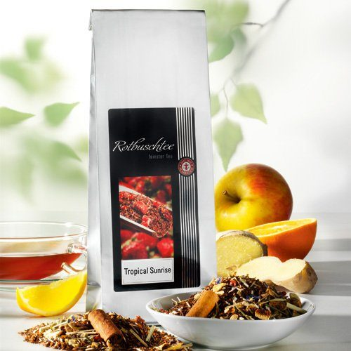 Schrader Rooibos Tropical Sunrise