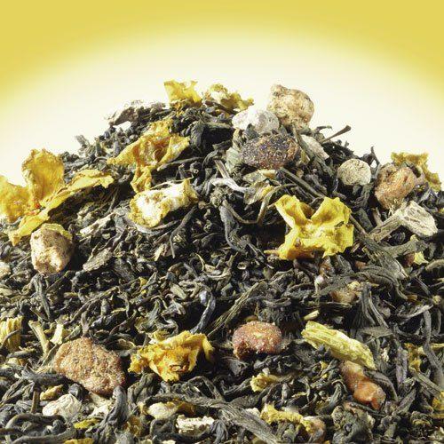 Schrader Aromatisierter grüner Tee Grossmutters Ingwer