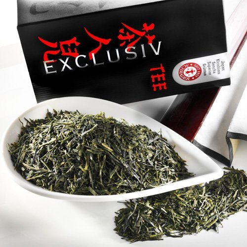Schrader Grüner Tee Japan Kirishima Sencha Superior Bio