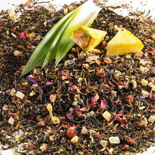 Schrader Tee der langen Freundschaft, Aromatisierter Weißer
