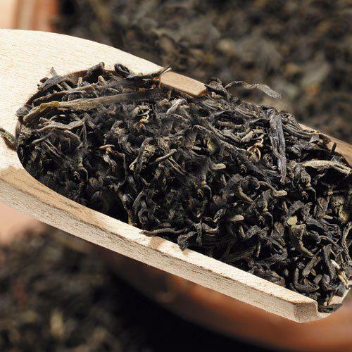 Schrader Aromatisierter grüner Tee China-Mandarin