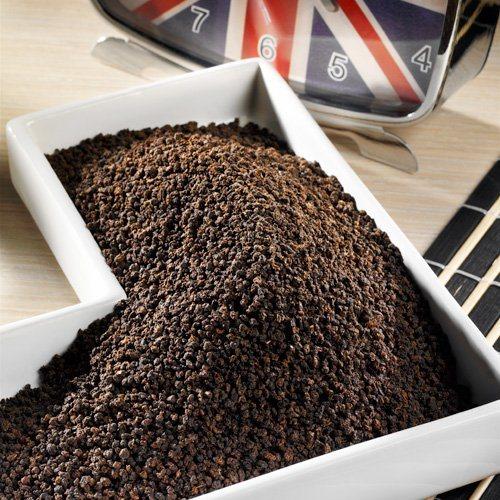 Schrader Tee No. 43 Schwarzer Tee Very British