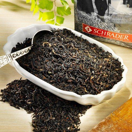 Schrader Tee No. 45 Schwarzer Tee Earl Grey's Tea