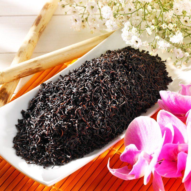 Schrader Schwarzer Tee Ceylon Orange Pekoe Uva Highlands OP