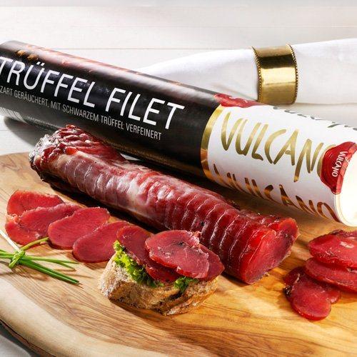 Vulcano Trüffel-Filet vom Vulcano-Schwein, im Stück