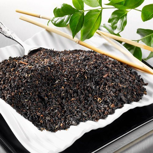 Schrader Tee Nr. 23 Schwarzer Tee Ostfriesentee mit Goldspitzen