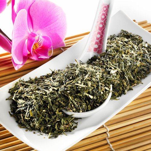 Schrader Grüner Tee Japan Sencha Bio