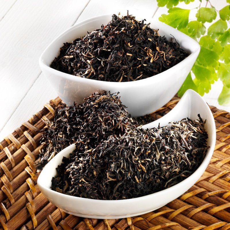 Schrader Schwarzer Tee Assam Mokalbari TGFOP1