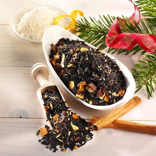 Schrader Schwarzer Tee Weihnachtsbäckerei®