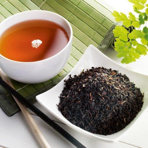 Schrader Schwarzer Tee Südindien Korakundah FOP Bio