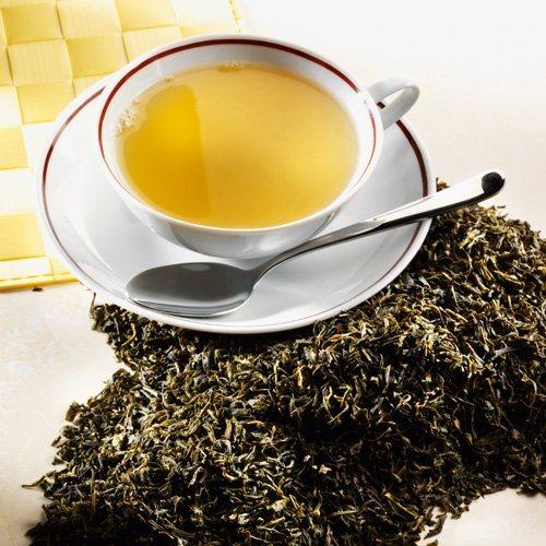 Schrader Aromatisierter grüner Tee Earl Grey