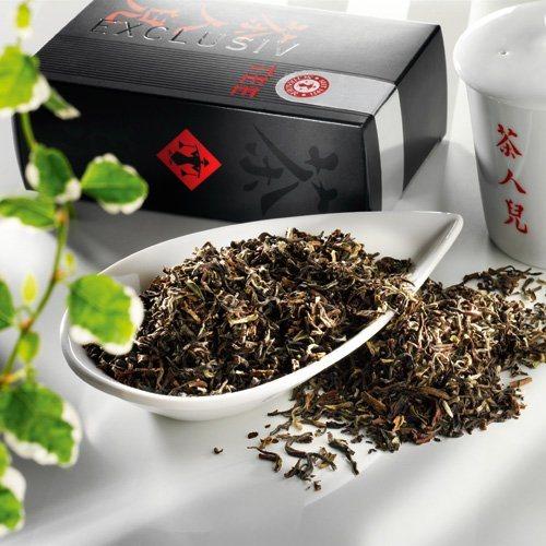 Schrader Schwarzer Tee Nepal Kuwapani SFTGFOP1