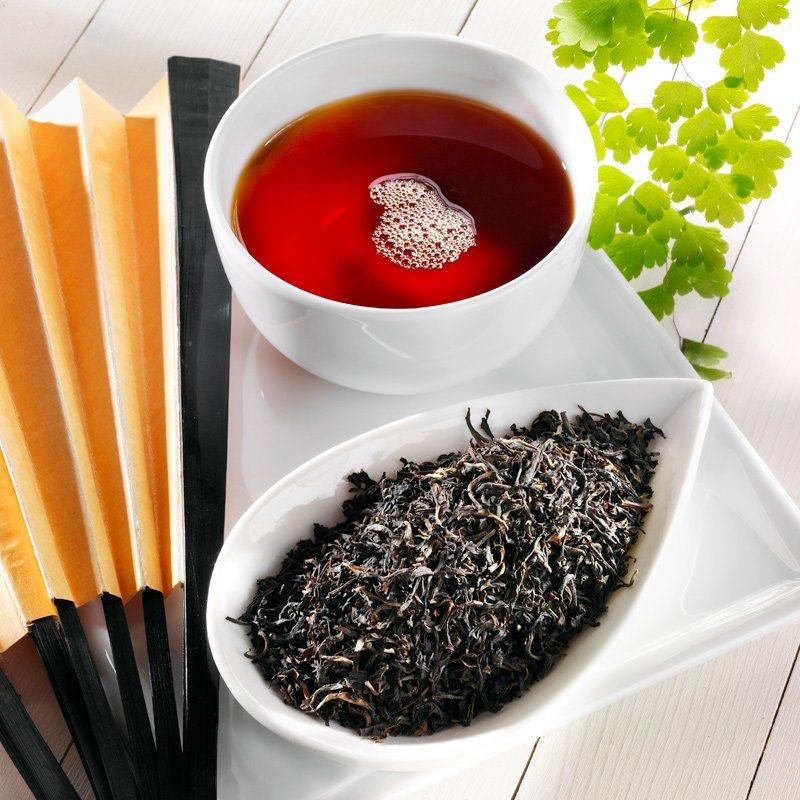 Schrader Schwarzer Tee Assam Bargang TGFOP1