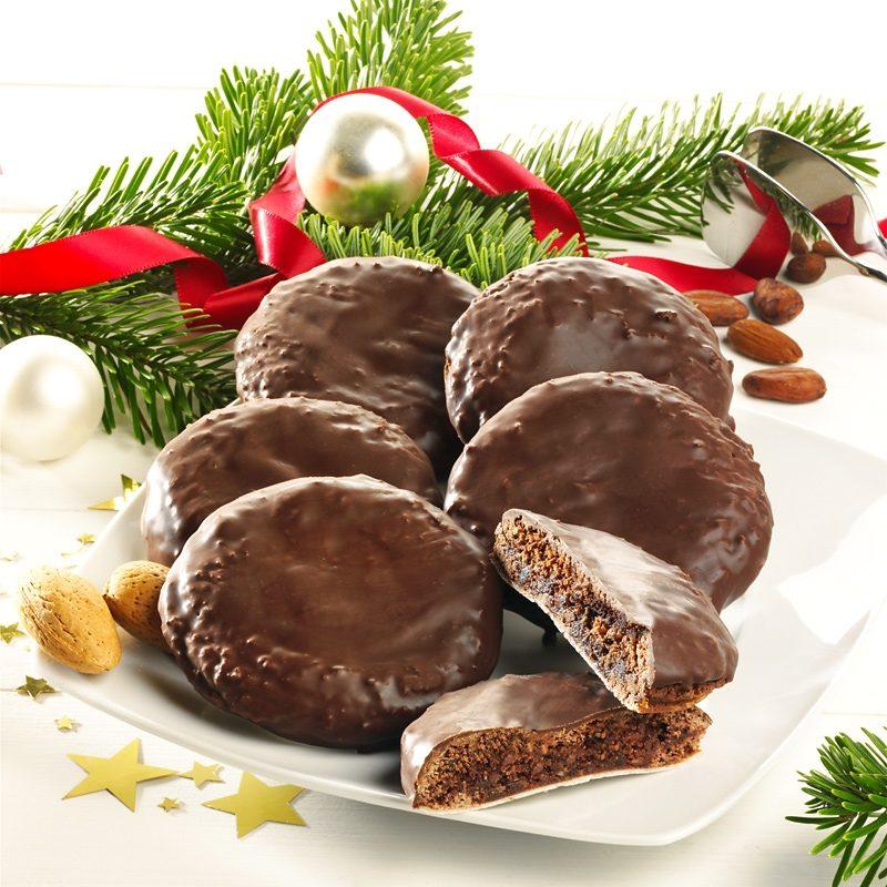 Schrader Schokoladen-Lebkuchen (Packung, 2tlg.)