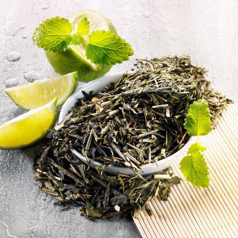 Schrader Grüner Tee Lemon Bio
