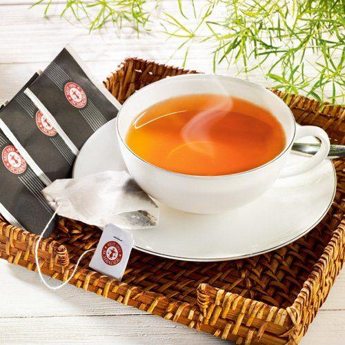 Schrader Teebeutel Schwarzer Tee Earl Grey´s Tea