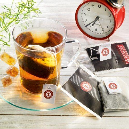 Schrader Teebeutel Schwarzer Tee Late Evening Tea