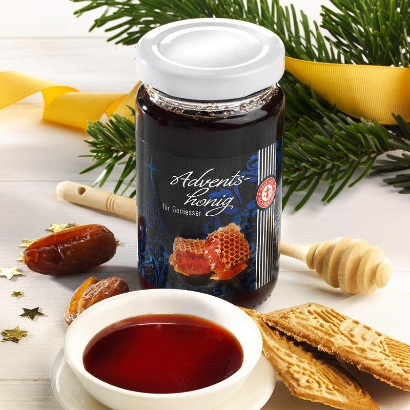 Schrader Advents Honig Datteln & Gewürze