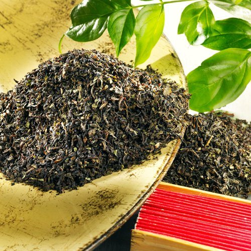 Schrader Tee Nr. 15 Schwarzer Tee Teespitzen