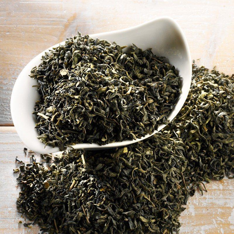 Schrader Grüner Tee China Snow Dragon Bio