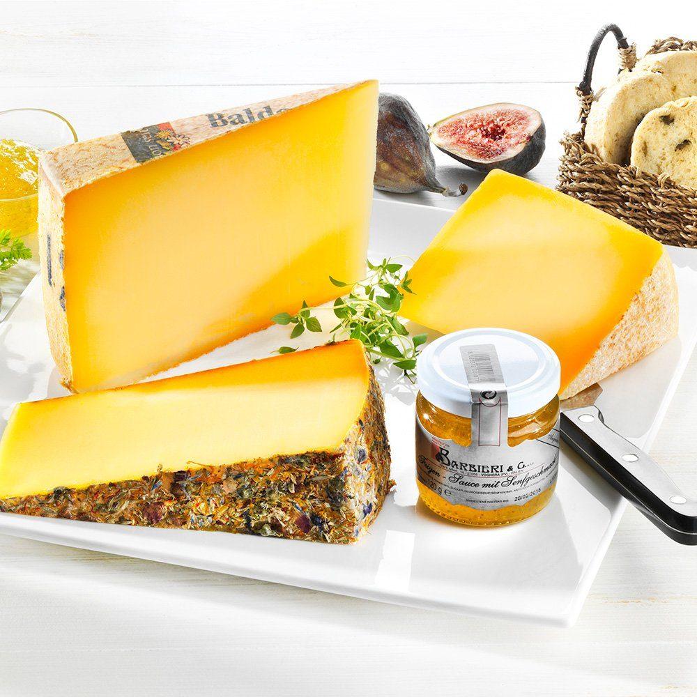 Schrader Probierbox Käse
