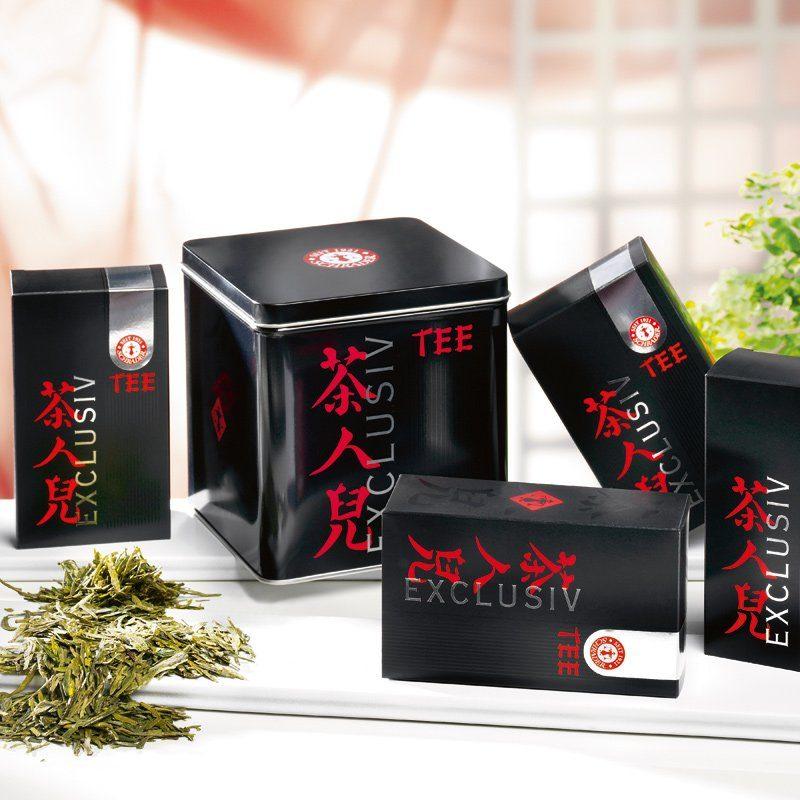 Schrader Grüner Tee China-Sortiment Bio