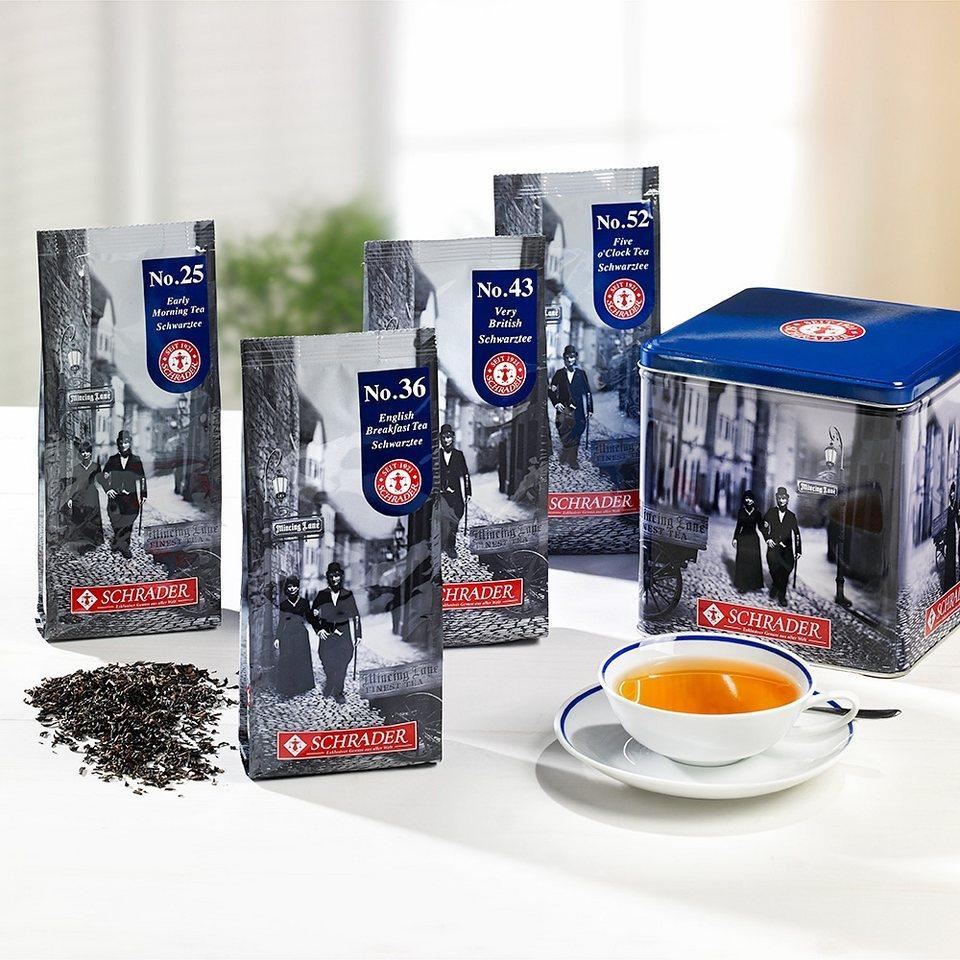 Schrader Mincing Lane®-Sortiment (Packung, 4tlg.)