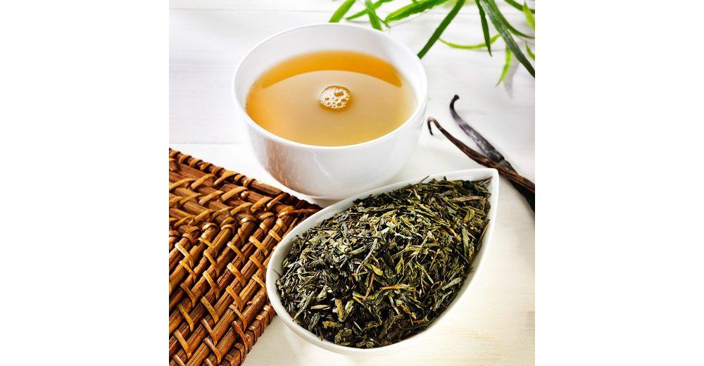 Schrader Grüner Tee Vanille-Sahne