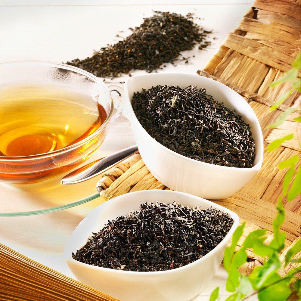 Schrader Schwarzer Tee Darjeeling Imperial Bio