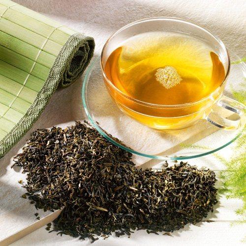 Schrader Grüner Tee Assam Joonktollee FGFOP1