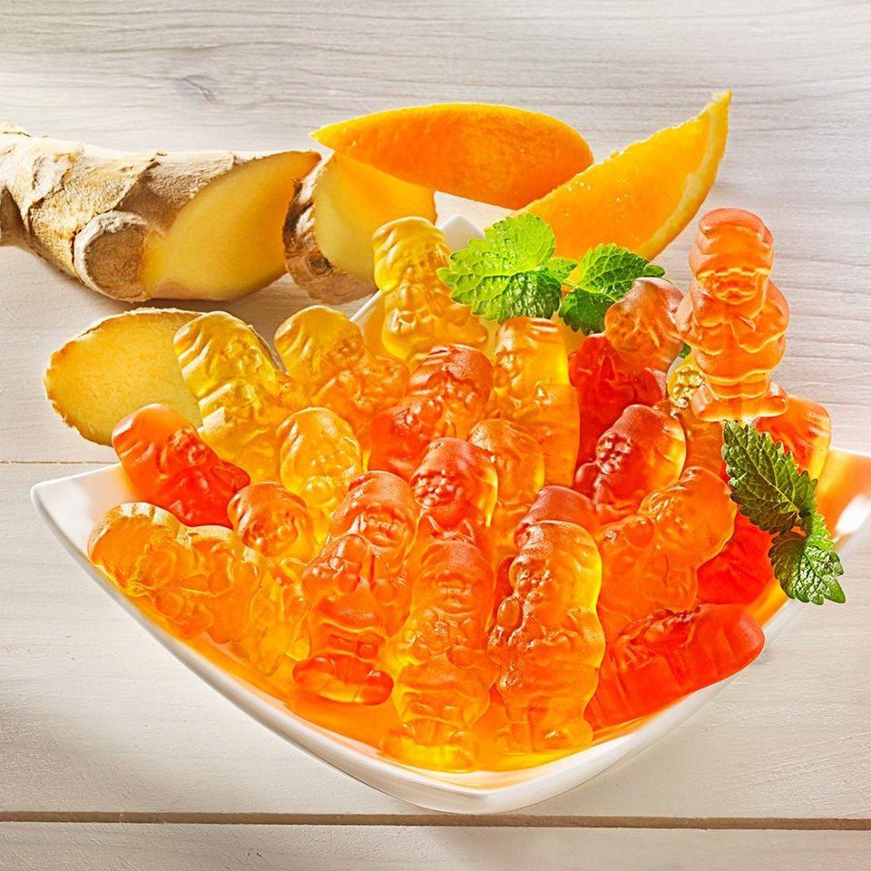 Schrader Ingwer-Orange-Zwerge