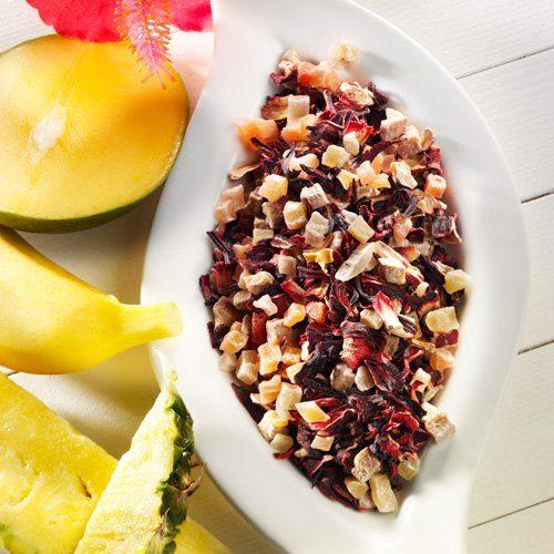 Schrader Früchtetee Exoten-Früchte