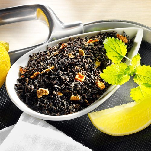 Schrader Tee No. 16 Schwarzer Tee Lemon Tea