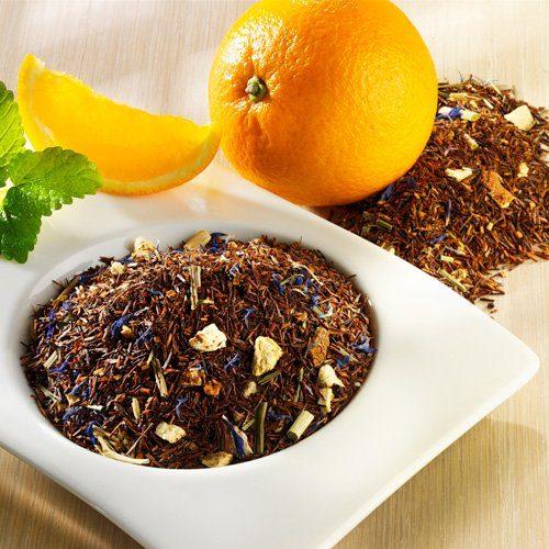 Schrader Rooibos-Tee mit Orange
