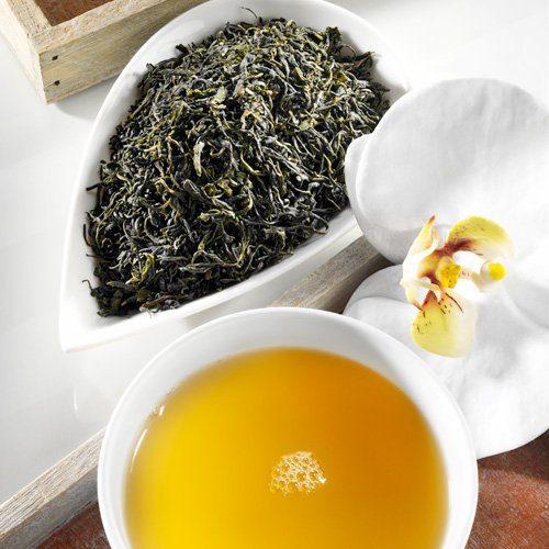 Schrader Grüner Tee Xiang Cha Songxi Bio