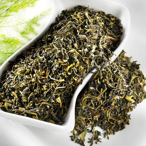 Schrader Grüner Tee Darjeeling Tumsong FTGFOP1 Bio
