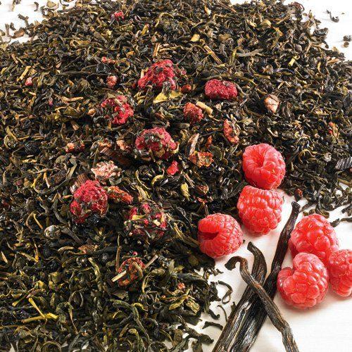 Schrader Aromatisierter grüner Tee Asian Tiger